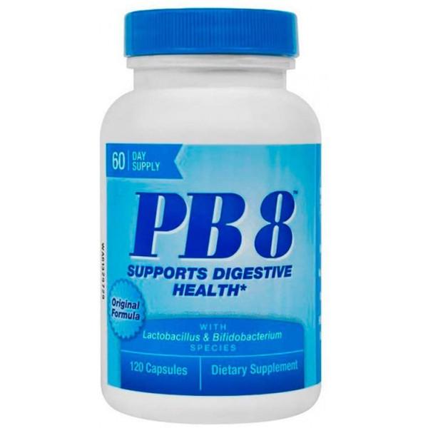 Pb8 - 14 Bilhões Mistura Probiótica - 120caps