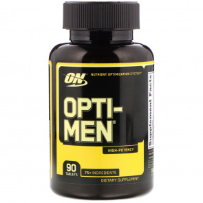 Opti-Men Optimum Nutrition 90cap
