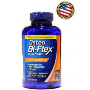 Osteo bi flex - 200caps ( 3x + Forte ) C/ MSM D3 (Importado)